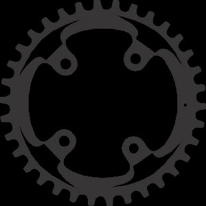 Turbine blades and gears control