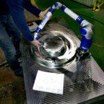 КИМ координатно-измерительная машина замеры измерения штампов деталей оснастки пресс-форм оцифровка